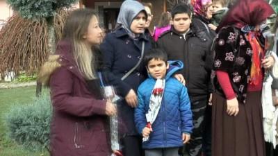 Özel çocuklardan, annelerine Kadınlar Günü sürprizi