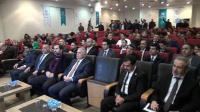 'Terörle Mücadelede Afrin Harekatı' konferansı