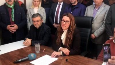 AK Parti Çanakkale İl Başkanı Karadağ görevinden istifa etti