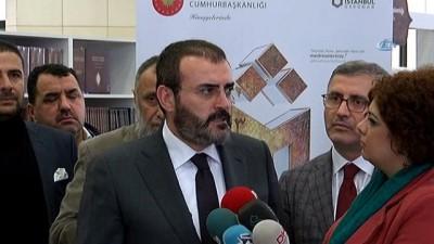 AK Parti Sözcüsü Mahir Ünal: 'Şimdiden kesin, belirleyici ifade kullanmak doğru olmaz'