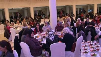 Başkan Mevlüt Uysal Dünya kadınlar günü etkinliğine katıldı