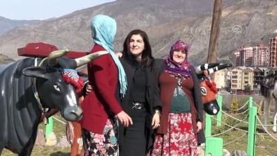 Doğu Karadeniz'in tek kadın belediye başkanı - GÜMÜŞHANE