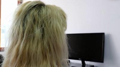 Eşinden şiddet gördüğünü iddia eden kadın şikayette bulundu - DENİZLİ