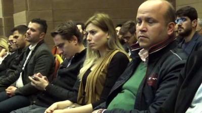 Gaziantep'te iş adamı ve sanayicilere üretim yönetimi anlatıldı