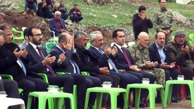 İçişleri Bakan Yardımcısı Ersoy, teröristlerce öldürülen gencin ailesini ziyaret etti - ŞIRNAK