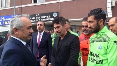 """İçişleri Bakan Yardımcısı Mehmet Ersoy: """"Yurdumuzu Suriye yapmak isteyenlere, Irak yapmak isteyenlere, Libya yapmak isteyenlere uşaklık yapman hiçbir oluşuma izin vermeyeceğiz, fırsat vermeyeceğiz'"""