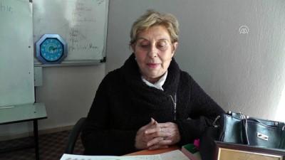 Nurşen öğretmenin mesaisi emekliliğinde de devam ediyor - BALIKESİR