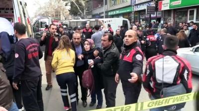 Öğrenci servisi devrildi: 15 yaralı (2) - KAHRAMANMARAŞ