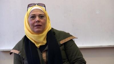 Suriyeli sığınmacı kadınlar çalışmak için destek bekliyor (1) - İSTANBUL