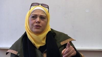 Suriyeli sığınmacı kadınlar çalışmak için destek bekliyor (2) - İSTANBUL