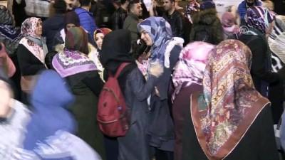 'Vicdan Konvoyu'na Diyarbakır'dan destek
