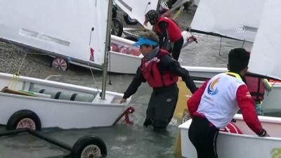 Yelken: 6. Bodrum Uluslararası Optimist Yarışları - MUĞLA