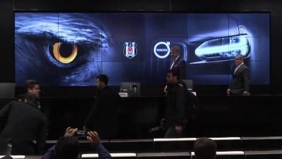 Beşiktaş Kulübü, Volvo ile sponsorluk anlaşması yaptı- İSTANBUL