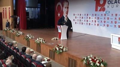 CHP Lideri Kılıçdaroğlu:'Ben milletvekili seçildim, istediğim kanala çıkarım, istediğim gibi konuşurum diyenler, izin almadan çıkıyorsa, bu partide yeri yoktur'