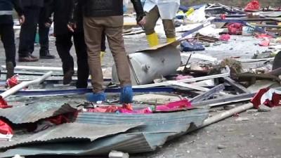 Diyarbakır'daki patlamada yaralanan bir kişi hayatını kaybetti