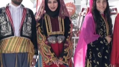 Erciyes Dağı'nda kayaklı defile - KAYSERİ