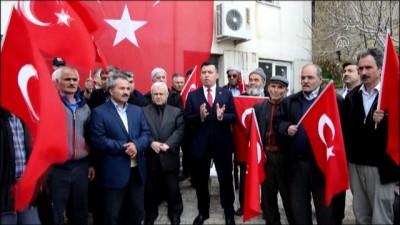 Güney'deki çiftçilerden Mehmetçik'e destek - DENİZLİ