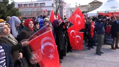"""İlkadım'dan """"Hakimiyet-i Milliye Bayrak Sergisi"""""""