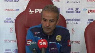 """İsmail Kartal: 'Tek hedefimiz bu takımı Süper Lig'e çıkarmak"""""""