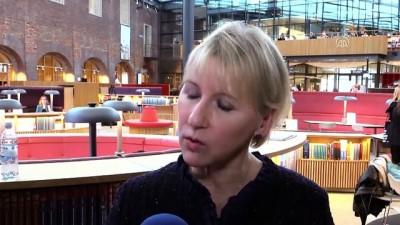 İsveçli Bakan Wallström'den Doğu Guta açıklaması - STOCKHOLM