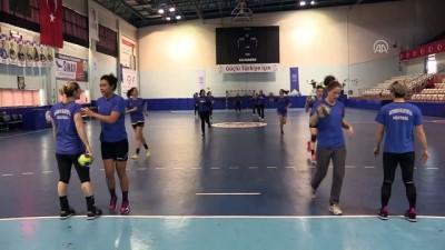 Kastamonuspor'da EHF Kupası maçı hazırlıkları sürüyor - KASTAMONU
