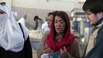 Pakistan heyeti, Suriyelilere destek için Kilis'te