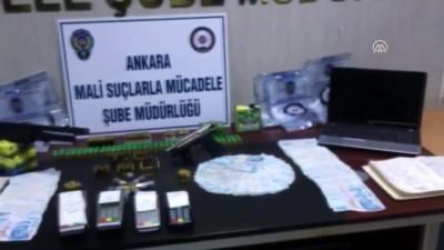 POS cihazı tefecilerine operasyon - ANKARA