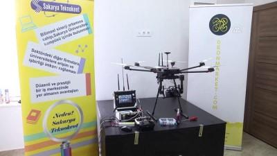 Sakarya'dan Bangladeş'e drone ihracı - SAKARYA