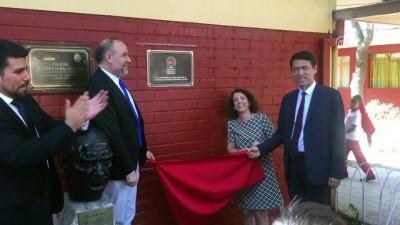 TİKA, Şili'deki Mustafa Kemal Atatürk İlköğretim Okulunu yeniledi - SANTİAGO