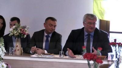 Ukrayna'nın İstanbul Başkonsolosu Gaman - AYDIN