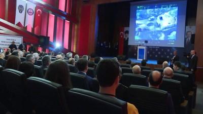 'Uyușturucu Madde Kullanımını Önleme Afiș ve Slogan Yarıșmaları Ödül Töreni' - Bakan Soylu (2) -ANKARA