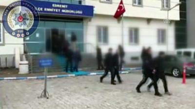 Van'da uyuşturucu operasyonu - 9 kişi gözaltına alındı