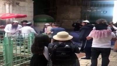 - 275 Yahudi, Mescid-i Aksa'ya Baskın Yaptı