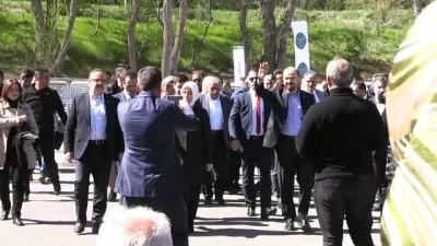 6. Fetih Kupası Geleneksel Türk Okçuluğu - Dünya Etnospor Konfederasyonu Başkanı Erdoğan - MALATYA