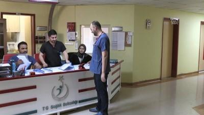 Afrinli çocuğun imdadına Türk doktorları yetişti - KİLİS