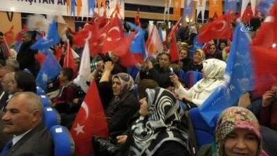 """Bakan Ahmet Arslan, """"Dünya'da 10 büyük projenin 6'sı Türkiye'de"""""""