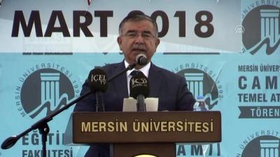 Bakan Yılmaz: 'YÖK ve üniversitelerimiz için 27 milyon 760 bin lira ayırdık' - MERSİN