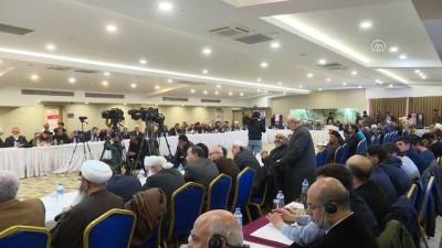 isgal - 'Bazı Arap ülkelerinden ihanet kokan sözler yükselmeye başladı' - İSTANBUL