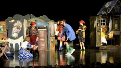 'Çingeneler Zamanı Müzikali' sahnelendi - BURSA