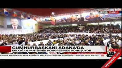 Cumhurbaşkanı Erdoğan: 3 bin 844 terörist etkisiz hale getirildi