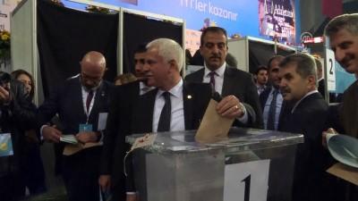 legen - İYİ Parti'nin 1. Olağanüstü Kurultayı - Akşener oyunu kullandı - ANKARA