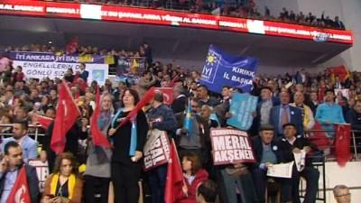 İYİ Parti Olağanüstü Kongresi Ankara'da yapıldı