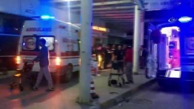 - Karabük'te cezaevi aracı uçuruma yuvarlandı - İlk belirlemelere göre 2 asker şehit düştü, 10 kişi yaralandı