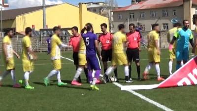 Muş'ta 'Sporda şiddete dur' denildi