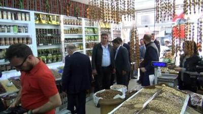 ihracat rakamlari -  - TİM Başkanı Mehmet Büyükekşi Kilis Valiliğini ziyaret etti