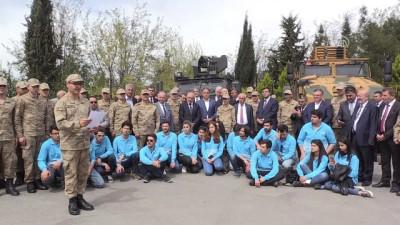ihracat rakamlari - TİM'den 'Kilis'e ilgi' çağrısı