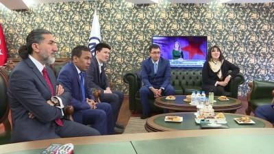 a haber - AA ile KAZINFORM arasında işbirliği - İSTANBUL