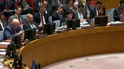 """BM toplantısında Fransa: """"Bu saldırı ya Rusya ile anlaşmalı olarak ya da askeri birliklere rağmen gerçekleştirildi."""""""