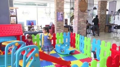 Çocukluk hayalini KOSGEB desteğiyle gerçeğe dönüştürdü - SAMSUN