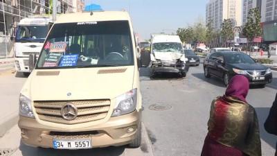 Esenyurt'ta kaza: 6 yaralı - İSTANBUL